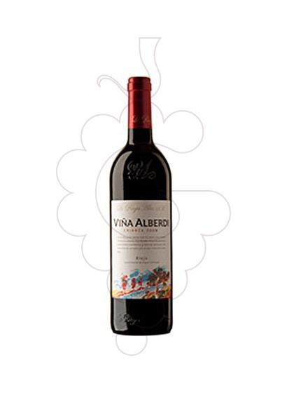 Foto Viña Alberdi vino tinto