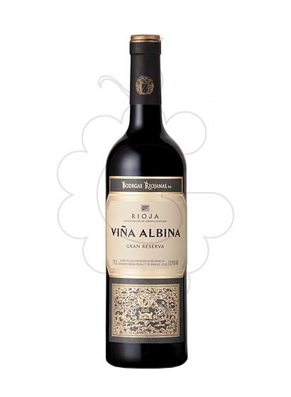 Foto Viña Albina Gran Reserva vino tinto