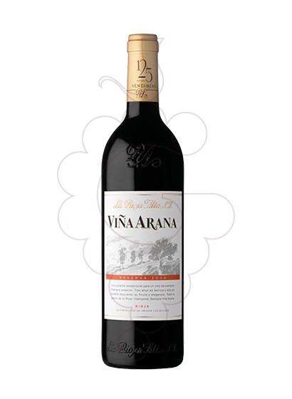 Foto Viña Arana Reserva vino tinto