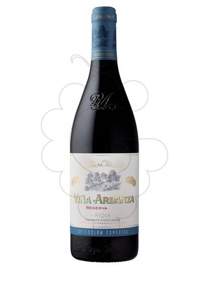 Foto Viña Ardanza Reserva vino tinto