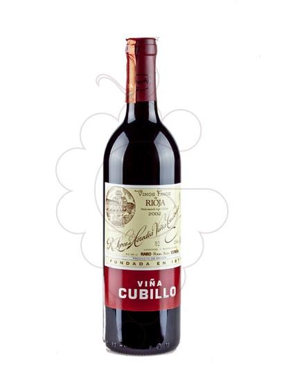 Foto Viña Cubillo Crianza vino tinto