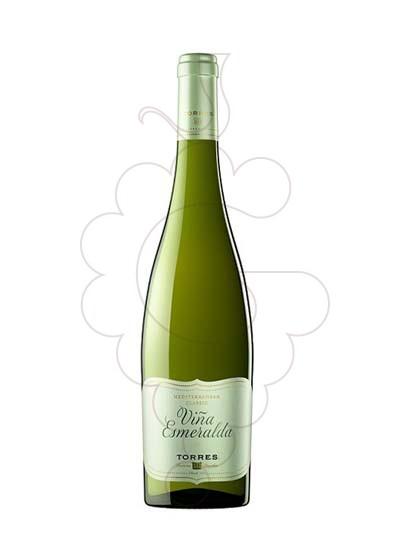 Foto Viña Esmeralda Blanc vino blanco