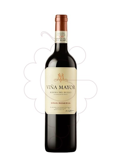 Foto Viña Mayor Gran Reserva vino tinto