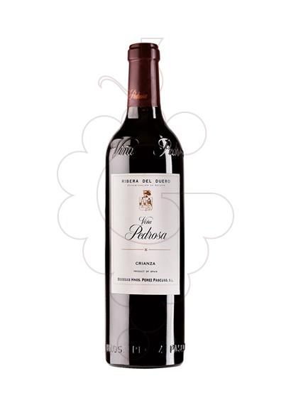 Foto Viña Pedrosa Crianza vino tinto