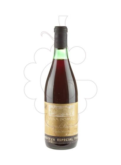Foto Viña Pomal Reserva Especial vino tinto