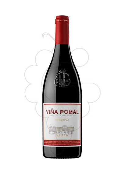 Foto Viña Pomal Reserva vino tinto