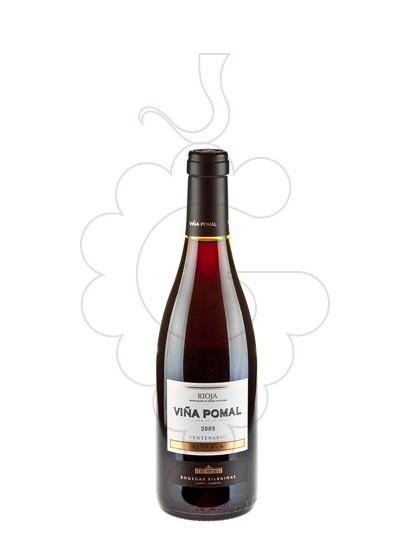 Foto Viña Pomal Centenario Reserva (mini) vino tinto