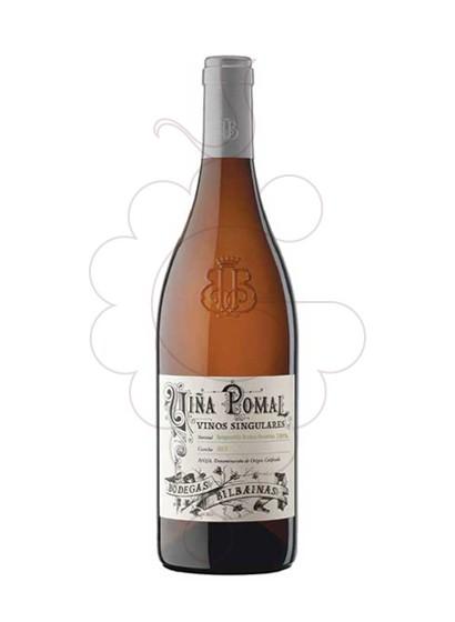 Foto Viña Pomal Tempranillo Blanco vino blanco