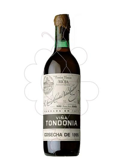 Foto Viña Tondonia Gran Reserva vino tinto