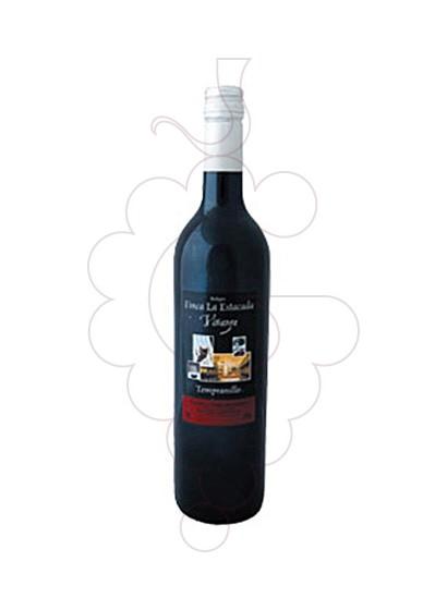 Foto Viñanza Negre Tempranillo vino tinto