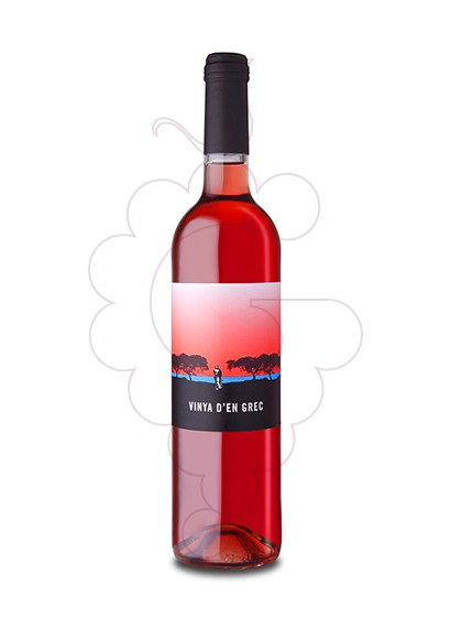 Foto Vinya d'en Grec Rosat vino rosado