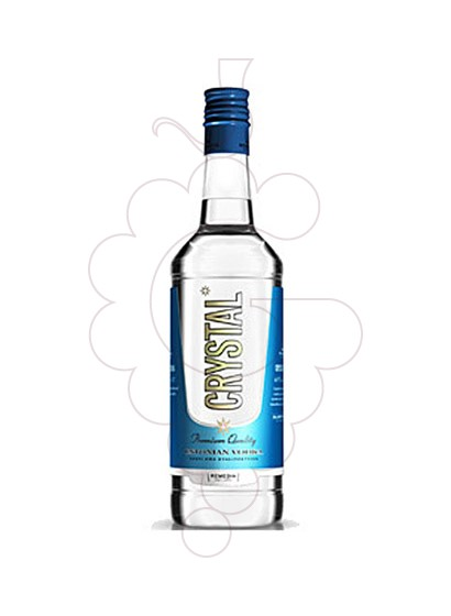 Foto Vodka Crystal Premium