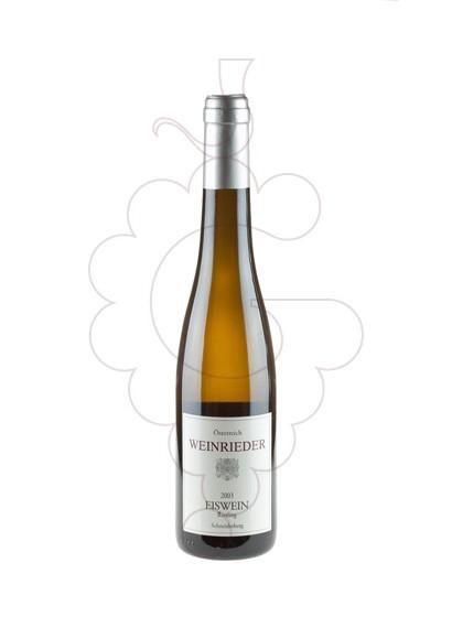 Foto Weinrieder Riesling Eiswein vino generoso