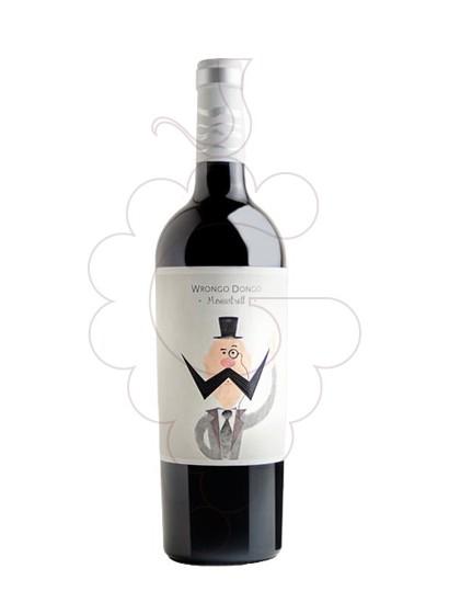 Foto Wrongo Dongo vino tinto