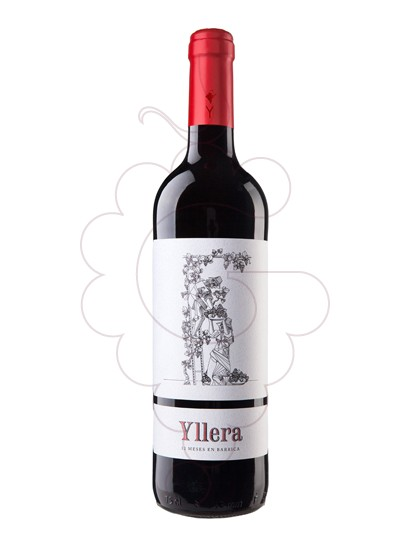 Foto Yllera Crianza vino tinto